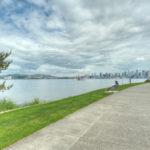 West Seattle waterfront Alki Beach