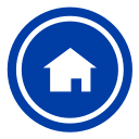 Searching for homes icon